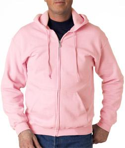 Light Pink Full Zip