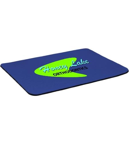 Rectangular Foam Mouse Pad